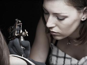 Ya está aquí… ¡El tatuaje que puedes escuchar!
