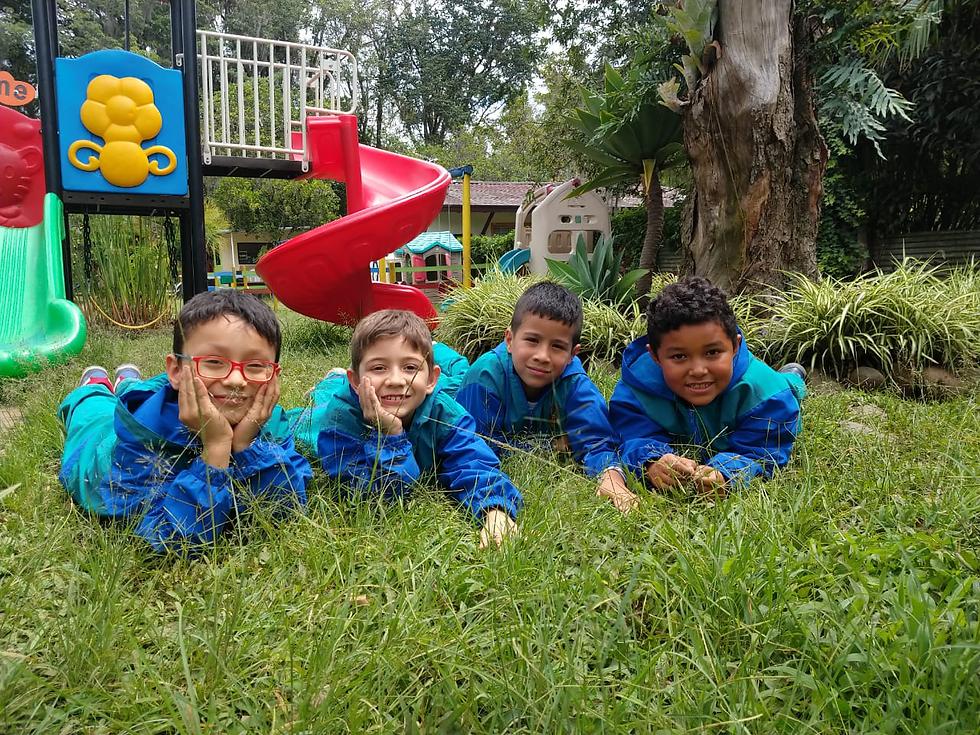 niñosenzonaverde