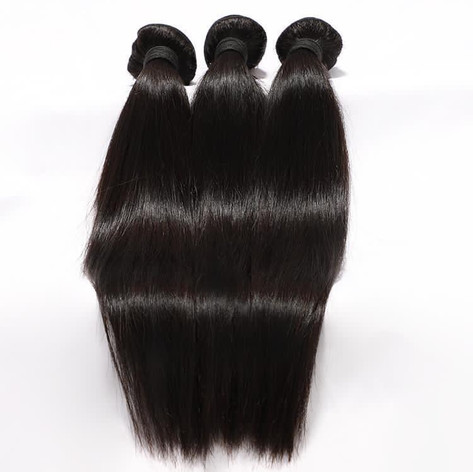 3 pcs Straight Bundles