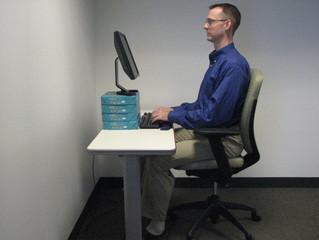 腰痛や肩こり予防に加え、集中力まで上がるデスク環境