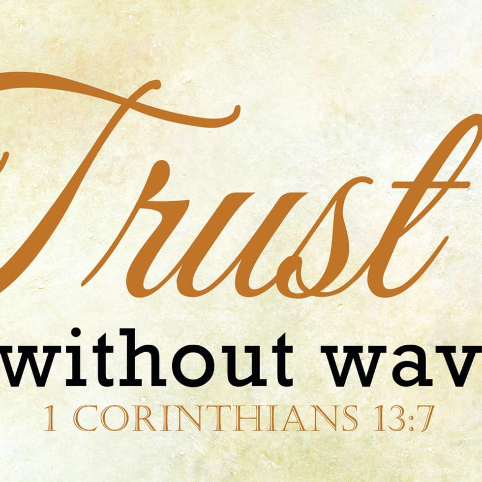 Banner for faith based client