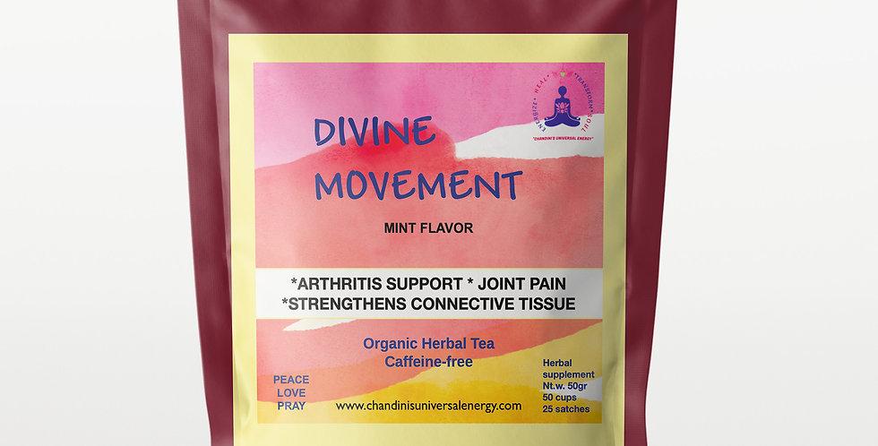 Divine Movement- Joint Support Tea Blend