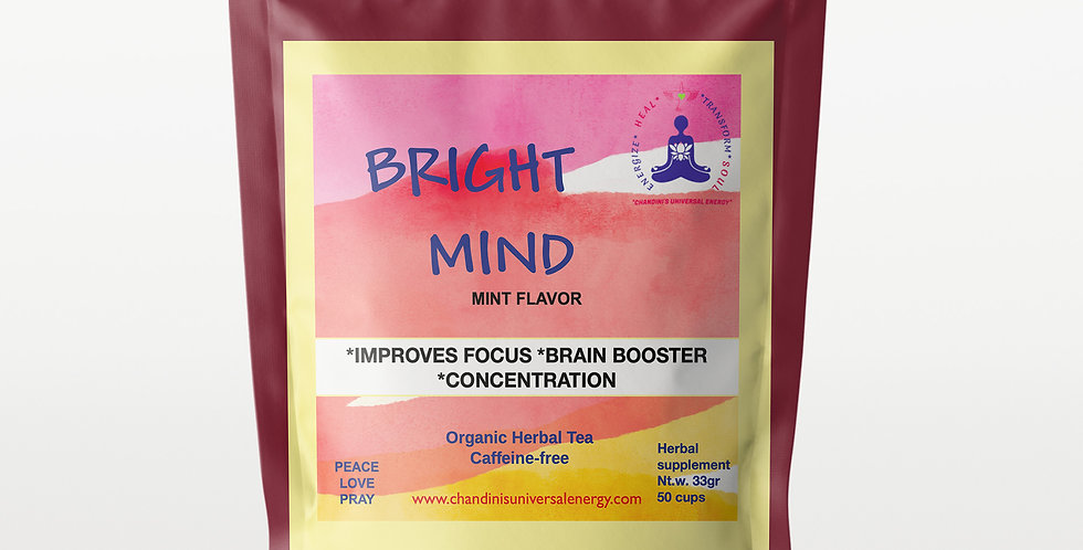 Bright Mind Tea Blend