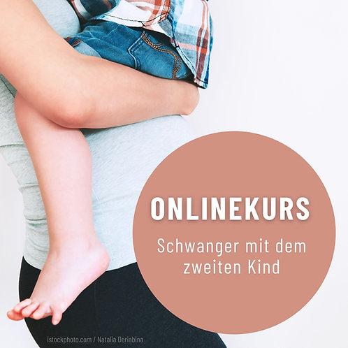 """Onlinekurs """"Schwanger mit dem zweiten Kind"""""""
