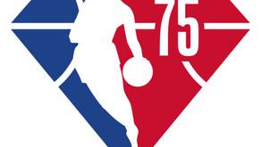 NBA 75th Opening Night