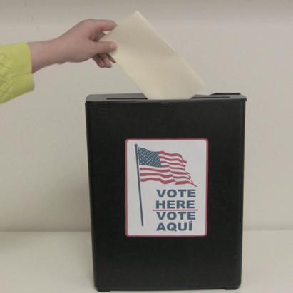 Vote Here, 2017