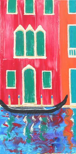 Inspiration in Venedig