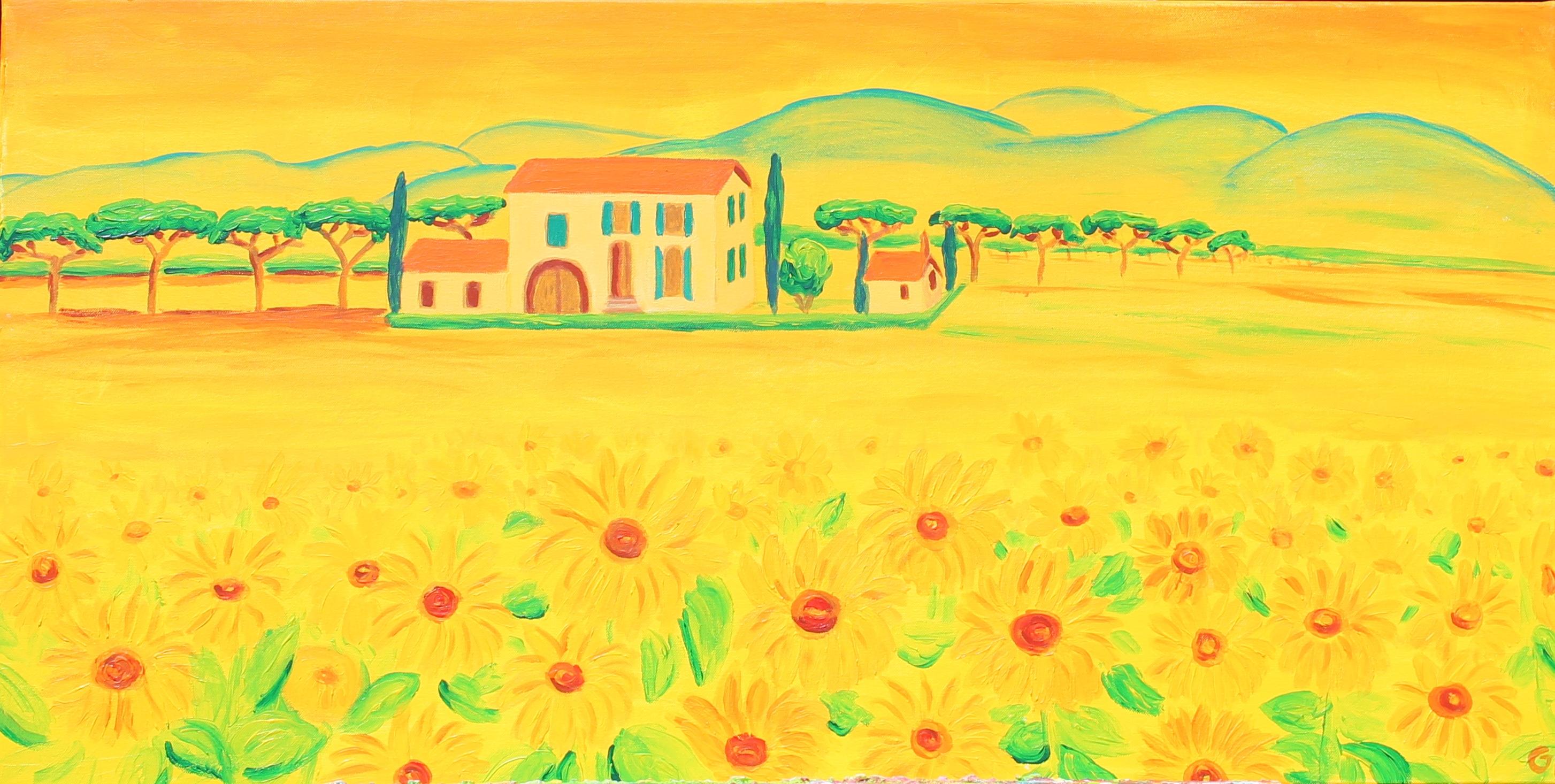 Landhaus in der Toskana