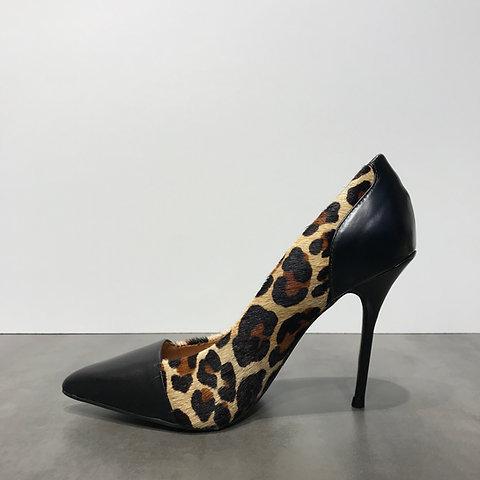 BUFFALO Pumps Leopard