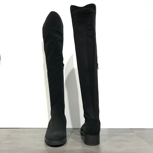 Stiefel Lässige Overknee