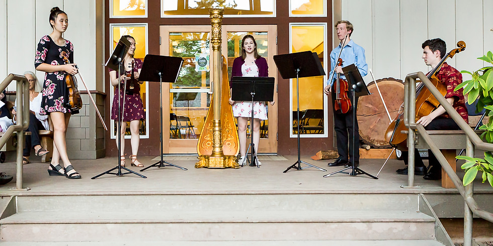 Olympic Strings Concert
