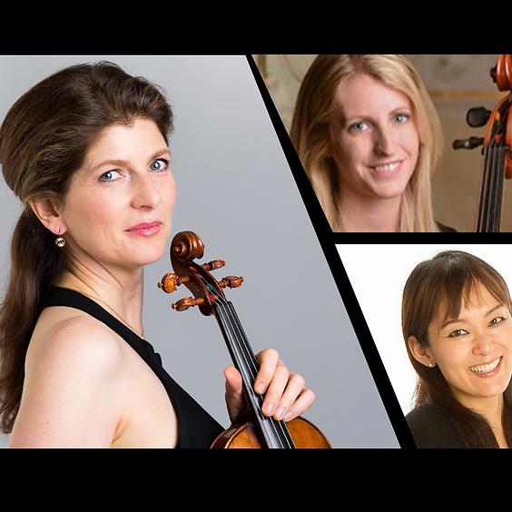 CMU Faculty Trio