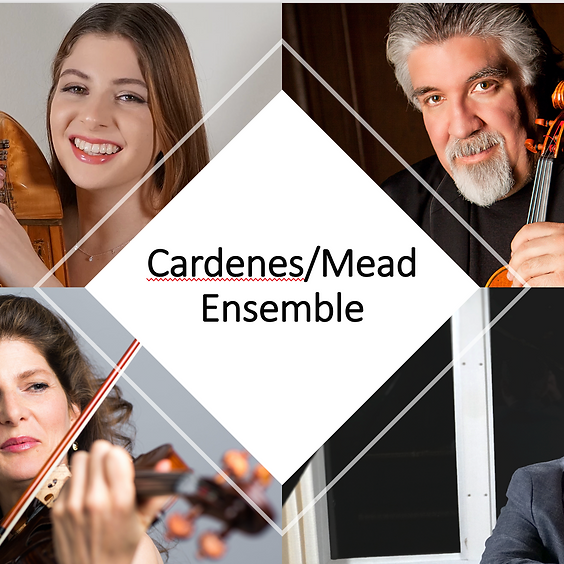 Cardenes/Mead Ensemble