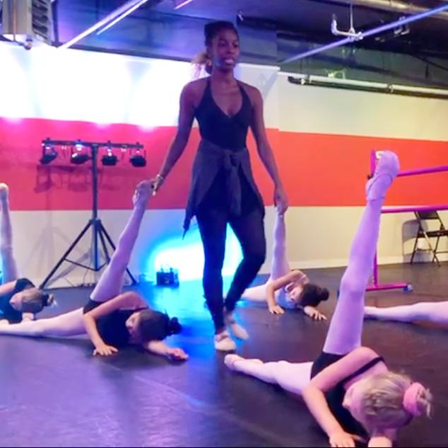 Flexibility for kids