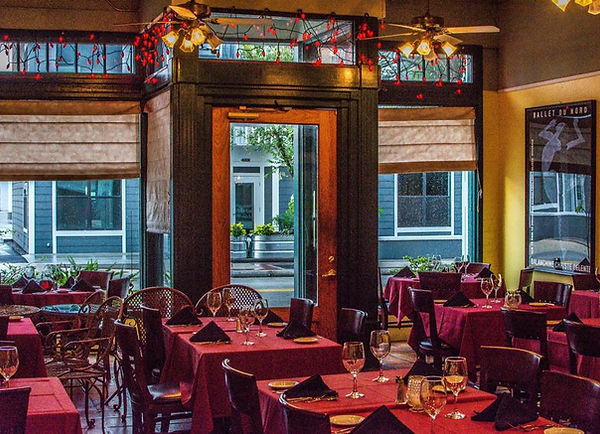 Bay Street Bistro Dining Room