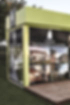 Bureau de vente en L