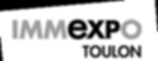 Logo Immexpo Toulon-Noir-Fond Blc.png