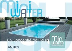 Plaquette Mini Water