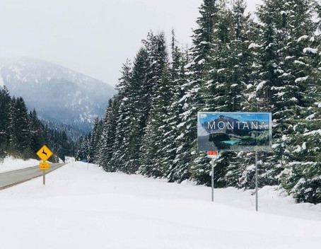 Our Top 8 Montana Winter Driving Tips...and so much more!