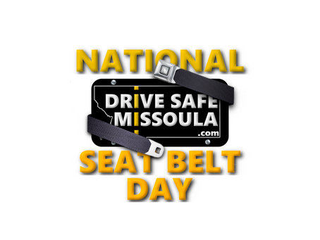 It's National Seat Belt Day!