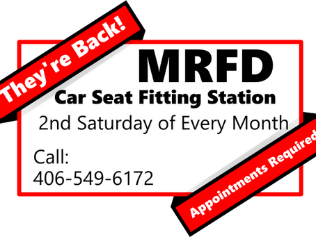 Have you had your child's car seat checked recently?