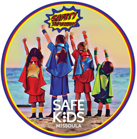 Kids Safety Superhero Campaign