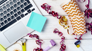 How to plan a virtual holiday office party that doesn't suck