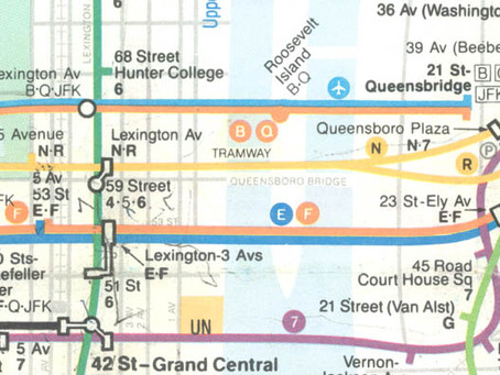 Roosevelt Island and Public Transportation, It's Complicated