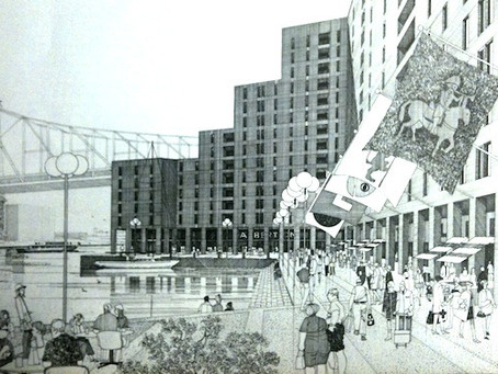 """The Island Nobody Knows""- Revisiting Roosevelt Island's Master Plan 50 Years Later"