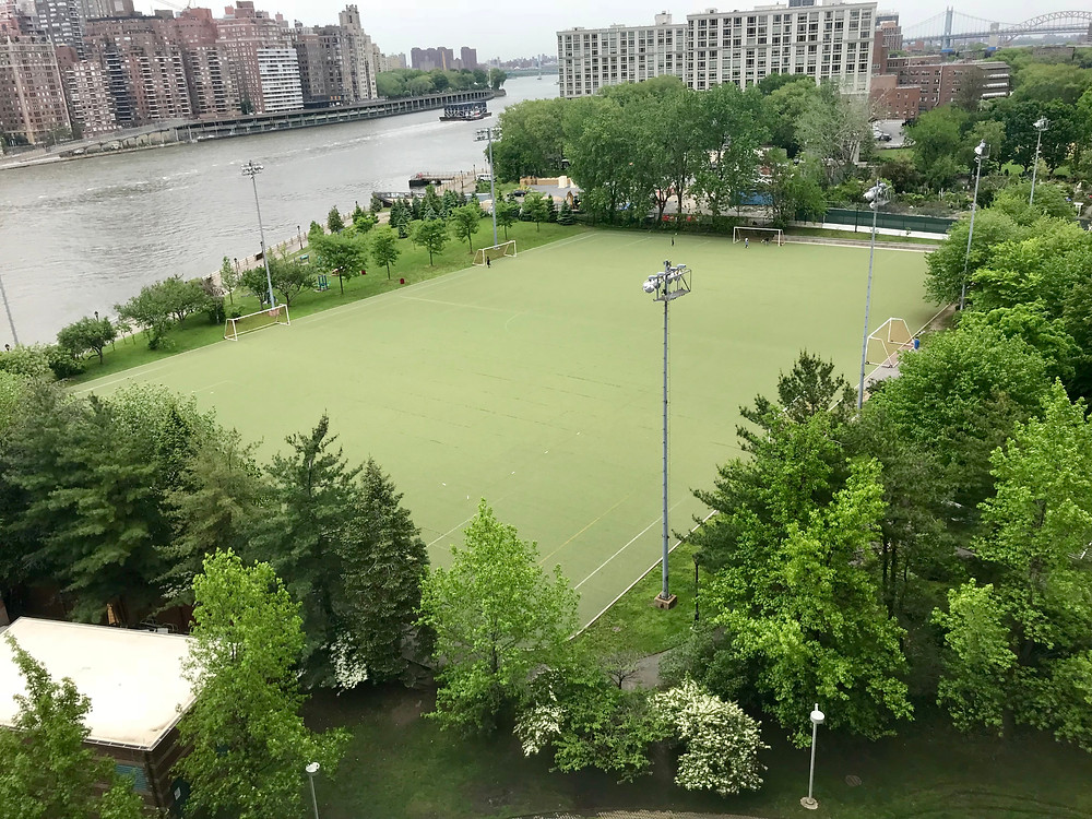 The Octagon Soccer Field will be resurfaced