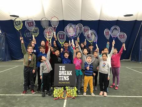 Tennis Spring Season Starts