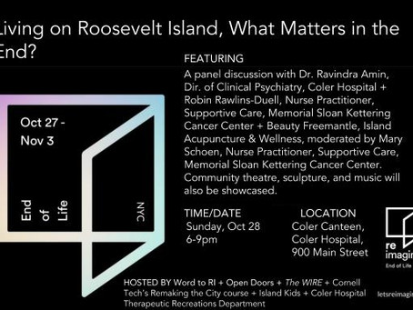 Join us on Sunday for Reimagine RI