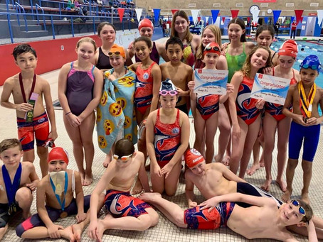 Marlins Make a Splash and Break Team Records, Win Medals