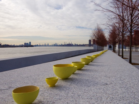 Exhibit At Four Freedoms Park Explores Meaning of Freedom From Fear