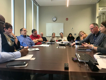 RIOC Holds Follow-up Meeting to Address Water Worries