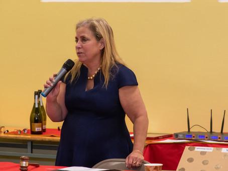 With Respect and Passion, Lynne Shinozaki Leads RIRA Council into the Future