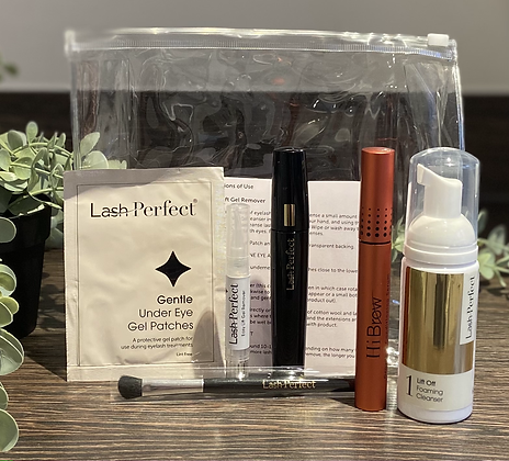 Lash Care & Removal Kit