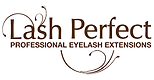 Lash Perfect Logo at JK One Beauty, Crawley