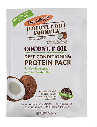 Palmer's Coconut Oil Deep Conditioning Hair Protein Pack 60g
