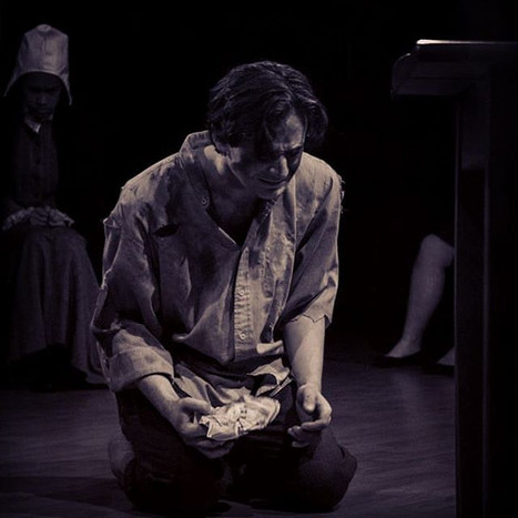 How I feel about #thecrucible being over. #drama #school #acting.jpg