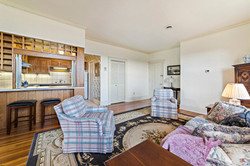 living room -kitchen