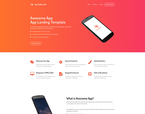 22-free-landing-page-designs-no12-Awesom