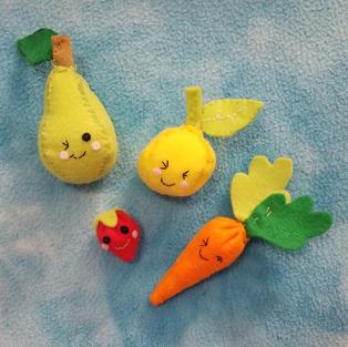 Fruits or Veggies