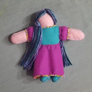 Princess Doll - Commission