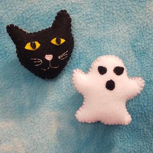 Cat & Ghost Set