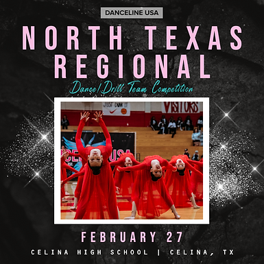 North Texas Competition - NOW VIRTUAL ONLY
