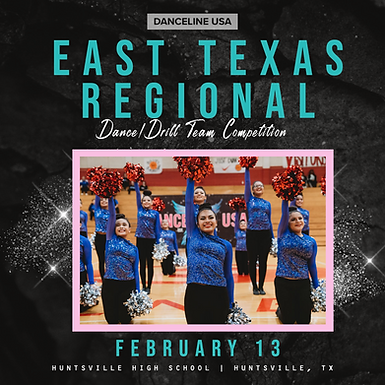 East Texas Regional - Now Virtual Only