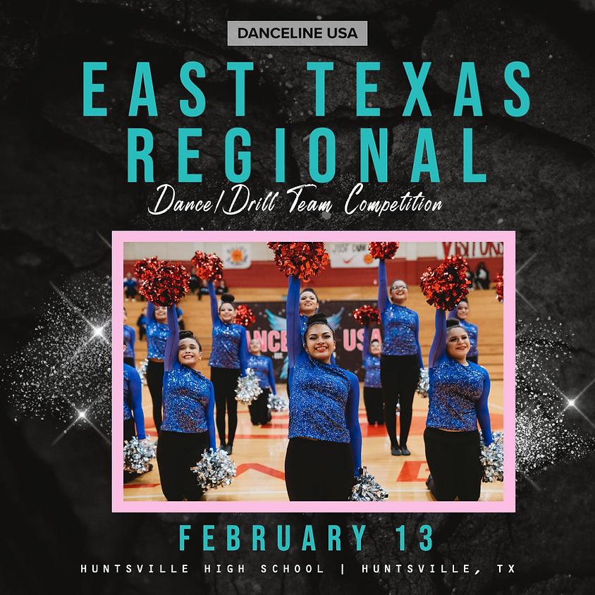 East Texas Regional - Spectator Tickets