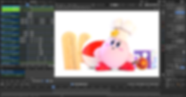kirby blender rig preview.PNG