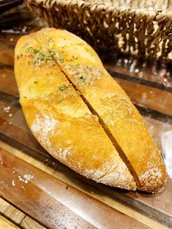 山椒バターフランス